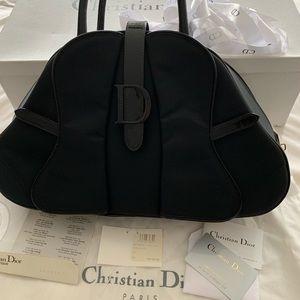 Dior hand bag in black